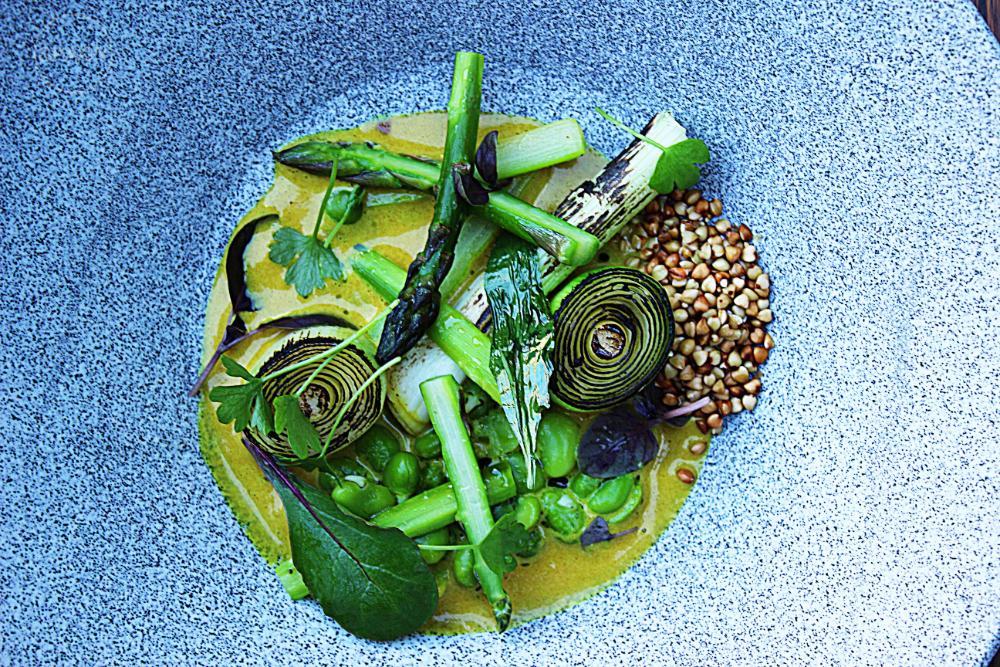 Jarní zeleninové curry